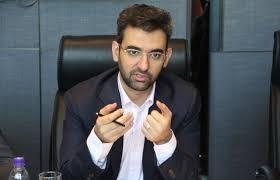 (واکنش آذری جهرمی به بازداشت مدیر عامل آپارات+فیلم
