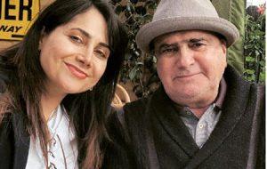 ویدیو دیده نشده از سفر استاد شجریان همراه با دخترش