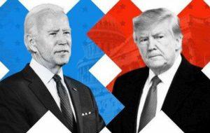 نفس های خاکستری بازار بورس در گرو انتخاب بایدن یا ترامپ؟/فیلم