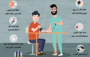 چگونه فشار خون را به شکل دقیق اندازهگیری کنیم؟