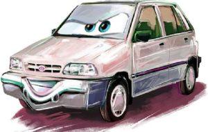 سقوط شدید قیمت پراید/قیمت خودروهای داخلی امروز 24 آبان 99
