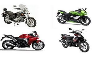 (ثابت ماندن قیمت موتور سیکلت / قیمت انواع مدل موتورسیکلت در بازار