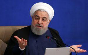 (روحانی: ملت ایران در دام توطئه صهیونیستها نخواهند افتاد