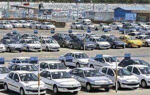 (قیمتهای ریزشی در بازار خودرو ادامه دارد