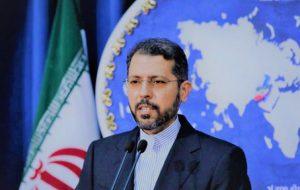 واکنش «خطیبزاده» به حمله راکتی به کابل و اصابت یک راکت به سفارت ایران
