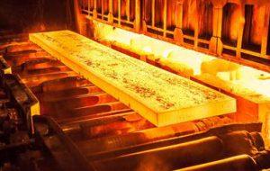 (تولید 44 درصد فولاد خام کشور در گروه فولاد مبارکه