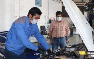 (سرویس ادواری خودرو در نمایندگی بدون نوبت انجام میشود
