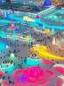 نمایشگاه بینالمللی سازههای برفی و یخی در چین + تصاویر