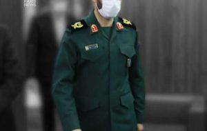غول دریایی ایران متولد شد / سردار ایرانی ترامپ را غافلگیر کرد