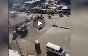 (انفجار انتحاری در «بابالشرقی» بغداد