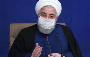 روحانی : منتظر دلار  15 هزار تومانی باشید
