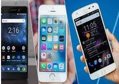 قیمت گوشی موبایل در محدوده ۱میلیون تومان