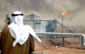 (غنی بودن آمریکا از نفت عربستان در ۳۵ سال اخیر