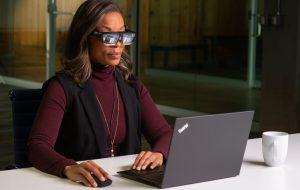 لنوو از عینک های هوشمند ThinkReality A3 با اسنپدراگون XR1 رونمایی کرد