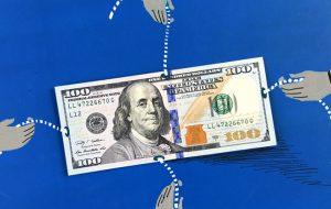 (بزک نمیر بهار میاد زیر 10هزار ,دلار می آید/سناریوی سیاسی بازار ارز