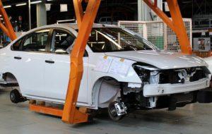 (تولید خودروهای ایرانی افزایش یافت / ایران خودرو در صدر جدول