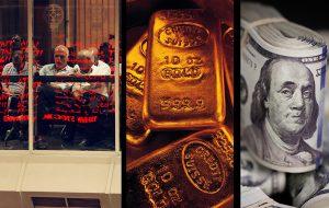 (ریزش بازار های مالی در ایران،رکود سنگین بازار ها در هفته