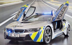 لاکچریترین خودروهای پلیس در جهان که تاکنون ندیدهاید+عکس