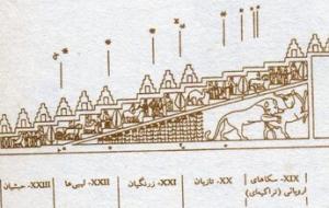 ریشه های تاریخی عید نوروز در تخت جمشید+تصاویر