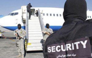 (اولین تصویر از هواپیماربای اهواز-مشهد منتشر شد