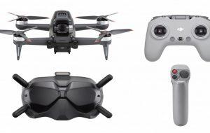 (DJI FPV؛ یک هواپیمای بدون سرنشین هیبریدی با قابلیت های فراوان