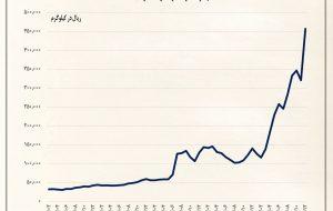افزایش ۱۱ برابری قیمت محصولات پتروشیمی ها در ۳ سال گذشته با خواست دولت