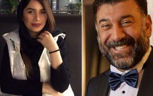 (ادعای عجیب منتسب به خانم بازیگر دربارهی رابطه با مرحوم علی انصاریان