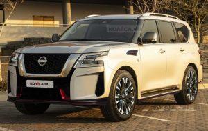 (خودروی شاسی بلند نیسمو پاترول با قیمت ۱۰۵۰۰۰ دلار در بازار خاورمیانه به فروش می رسد