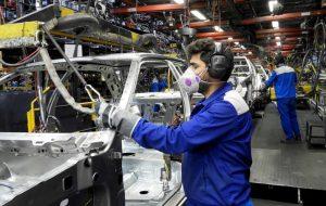 (تولید ۱۰۸ هزار دستگاه خودرو در سال ۱۴۰۰