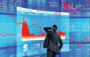 مرگ خاموش بورس با خروج نقدینگی از بازار سرمایه،ریزش ۱۰۰۰۰واحد شاخص کل