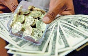 نزدیک شدن قیمت سکه طرح قدیم به سکه امامی؛دلار درمیانه کانال ۲۴ هزار تومانی