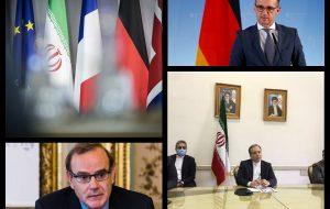 ارزیابی مثبت طرفهای اروپایی از نشست امروز برجام