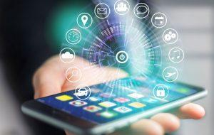 (همراه بانک ملت به عنوان نخستین اپلیکیشن بانکی، ارائه دهنده خدمات سامانه صیاد از طریق تلفن همراه