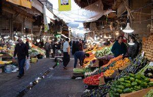 (اعلام قیمت میوه های نوبرانه در بازار میوه و تره بار